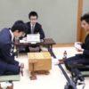 第3期叡王戦で、藤井聡太四段が都成竜馬四段に勝って、25連勝した棋譜はこちら