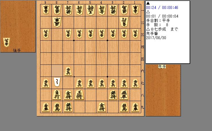 ついたて将棋