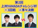 藤井聡太四段、上州yamadaチャレンジ杯トーナメント三枚堂達也四段との棋譜速報