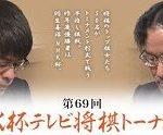深浦康市九段vs近藤誠也六段 NHK杯テレビ将棋トーナメントの対局速報!