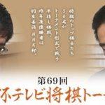 NHK杯将棋トーナメント 広瀬章人竜王vs三浦弘行九段の対局速報