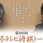 NHK杯テレビ将棋トーナメント 永瀬拓矢二冠vs郷田真隆九段の中継と日程