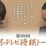 NHK杯将棋トーナメント 羽生善治NHK杯vs屋敷伸之九段の対局速報