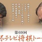 木村一基王位vs森内俊之九段の対局速報!NHK杯将棋トーナメントの中継と日程