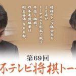 NHK杯テレビ将棋トーナメント 久保利明九段vs行方尚史九段の対局と中継