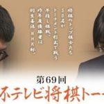 NHK杯テレビ将棋トーナメント 永瀬拓矢二冠vs千田翔太七段の対局速報!中継と日程