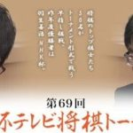 NHK杯テレビ将棋トーナメント 豊島将之竜王名人vs斎藤慎太郎七段の中継と日程
