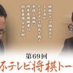 NHK杯テレビ将棋トーナメント 屋敷伸之九段vs野月浩貴八段の対局速報!中継と日程